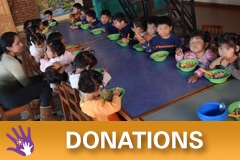 orphans bolivia donate